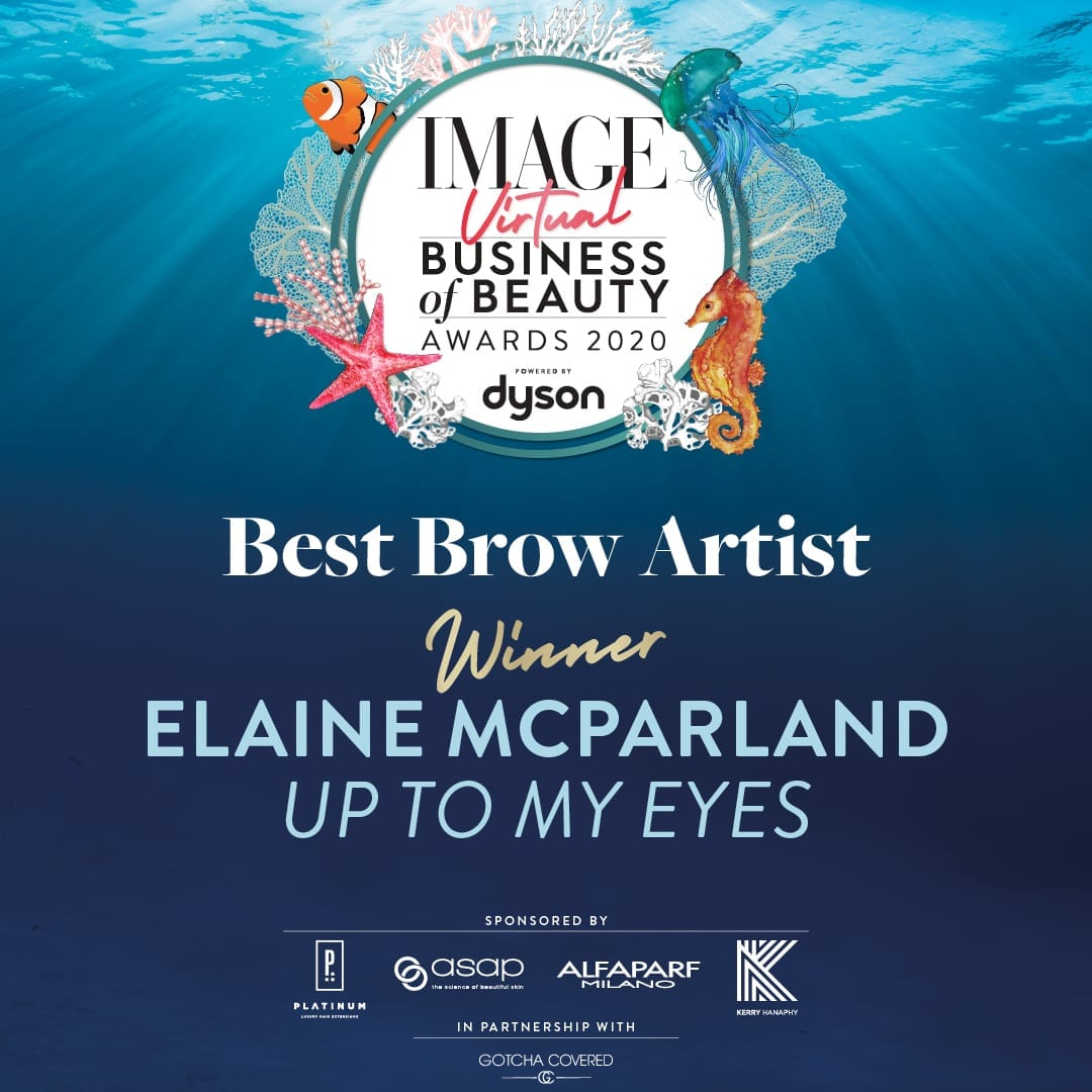 Best Brow Artist 2020 Ireland, Up To My Eyes